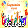 Graduation eCards.Customize and send graduation greeting cards with text and voice greeting messages